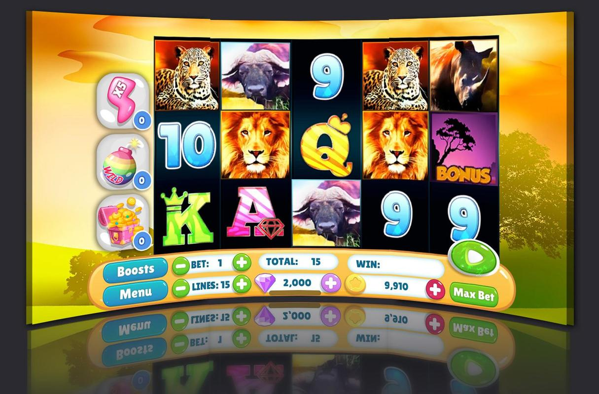 Slot safari download