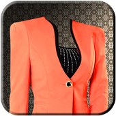 Women Suit Photo Pro icon