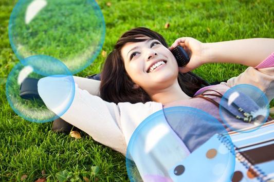 Bubble Photo Frames apk screenshot