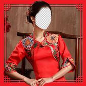 Chinese Wedding Dress Photo icon