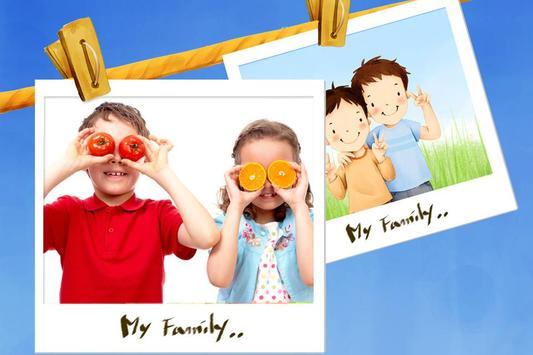 Kids Photo Frames Pro apk screenshot
