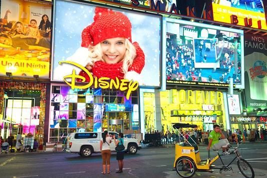 New York Billboard Frames poster