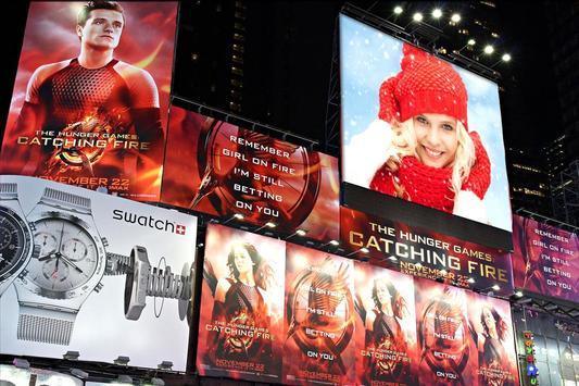 New York Billboard Frames apk screenshot