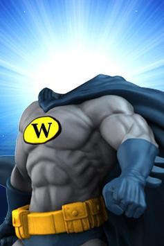 Superhero Face Changer Mask apk screenshot