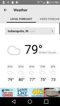WISH-TV - Indianapolis News apk screenshot