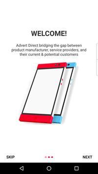 AdvertDirect screenshot 1