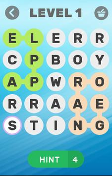Find Word Fruits & Vegetables Name screenshot 3