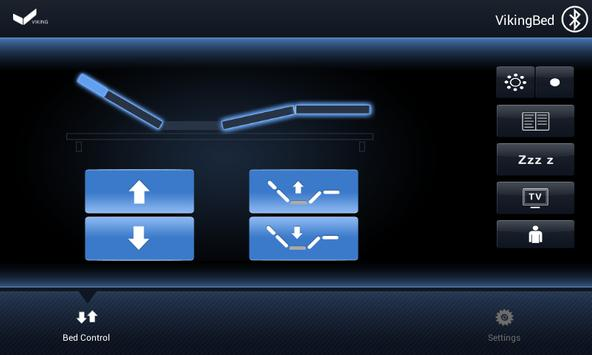 Viking Bed apk screenshot