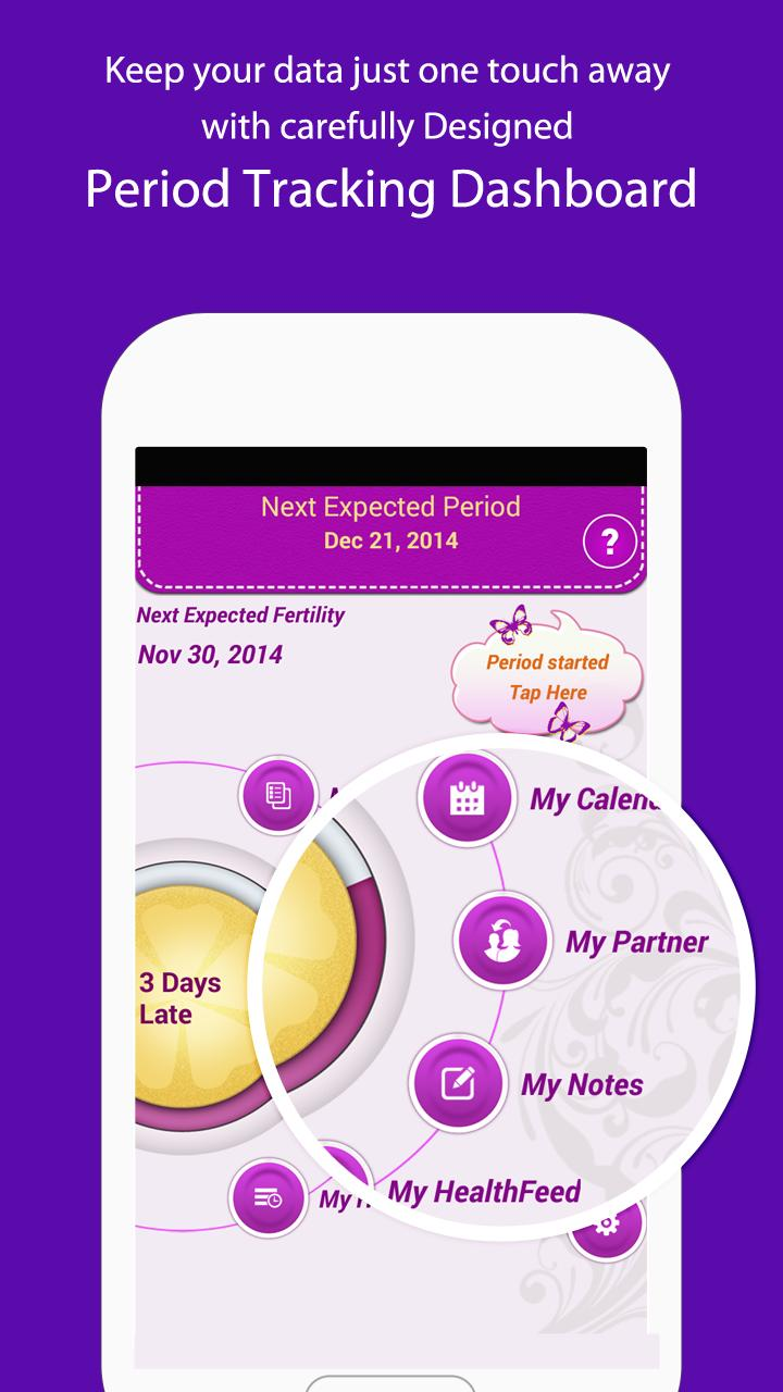 My Period Tracker for Android - APK Download