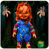 Run Killer Chucky World Game2 icon