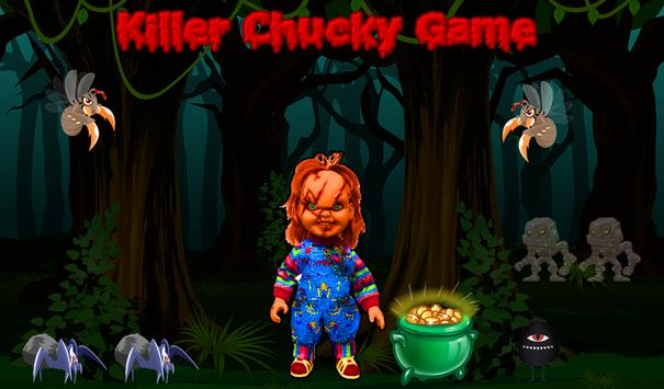 Run Killer Chucky World Game2 poster