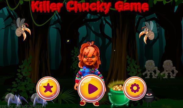 Run Killer Chucky World Game2 screenshot 1
