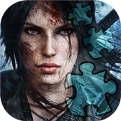 Tomb Raider Jigsaw Puzzles icon