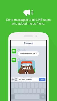 LINE@App (LINEat) スクリーンショット 3