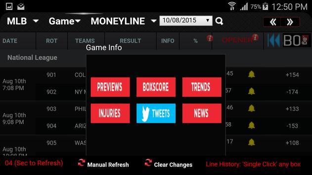 LineMaster screenshot 2