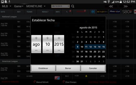 LineMaster screenshot 4