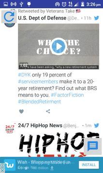 Timelines For Twitter apk screenshot