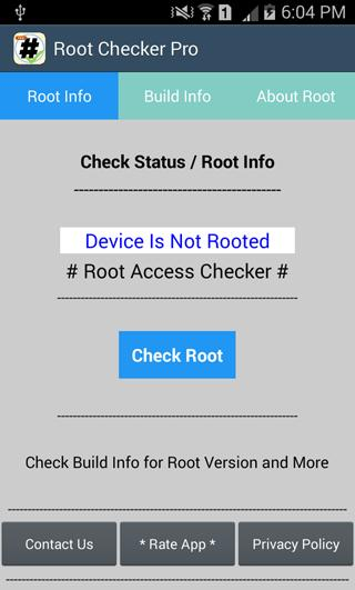 Root Checker Pro for Android - APK Download