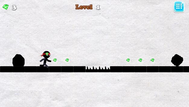 Line Stickman Run 2 apk screenshot