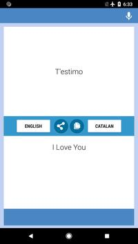 English-Catalan Translator screenshot 4