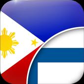 Filipino-Finnish Translator icon