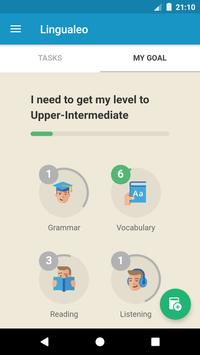 English with Lingualeo apk screenshot