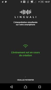 Linguali Event - Participant screenshot 2