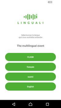 Linguali Event - Participant screenshot 3