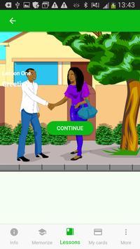Learn bambara screenshot 2