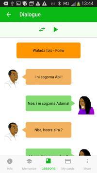 Learn bambara screenshot 4