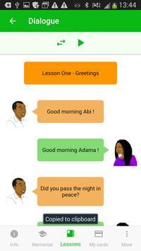 Learn bambara screenshot 5