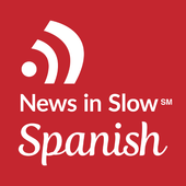 News in Slow Spanish icon