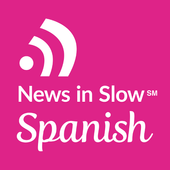 News in Slow Spanish Latino icon