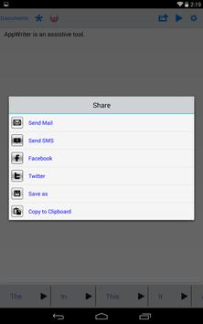 AppWriter Pro screenshot 1