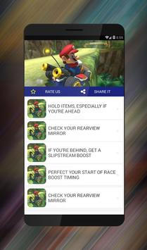 Guide For Mario Kart 8 : Tips Drifting to Win screenshot 4