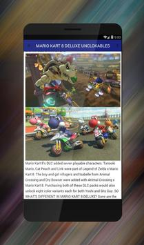 Guide For Mario Kart 8 : Tips Drifting to Win screenshot 5
