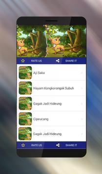 Dongeng Sunda - Dongeng Anak Anak apk screenshot