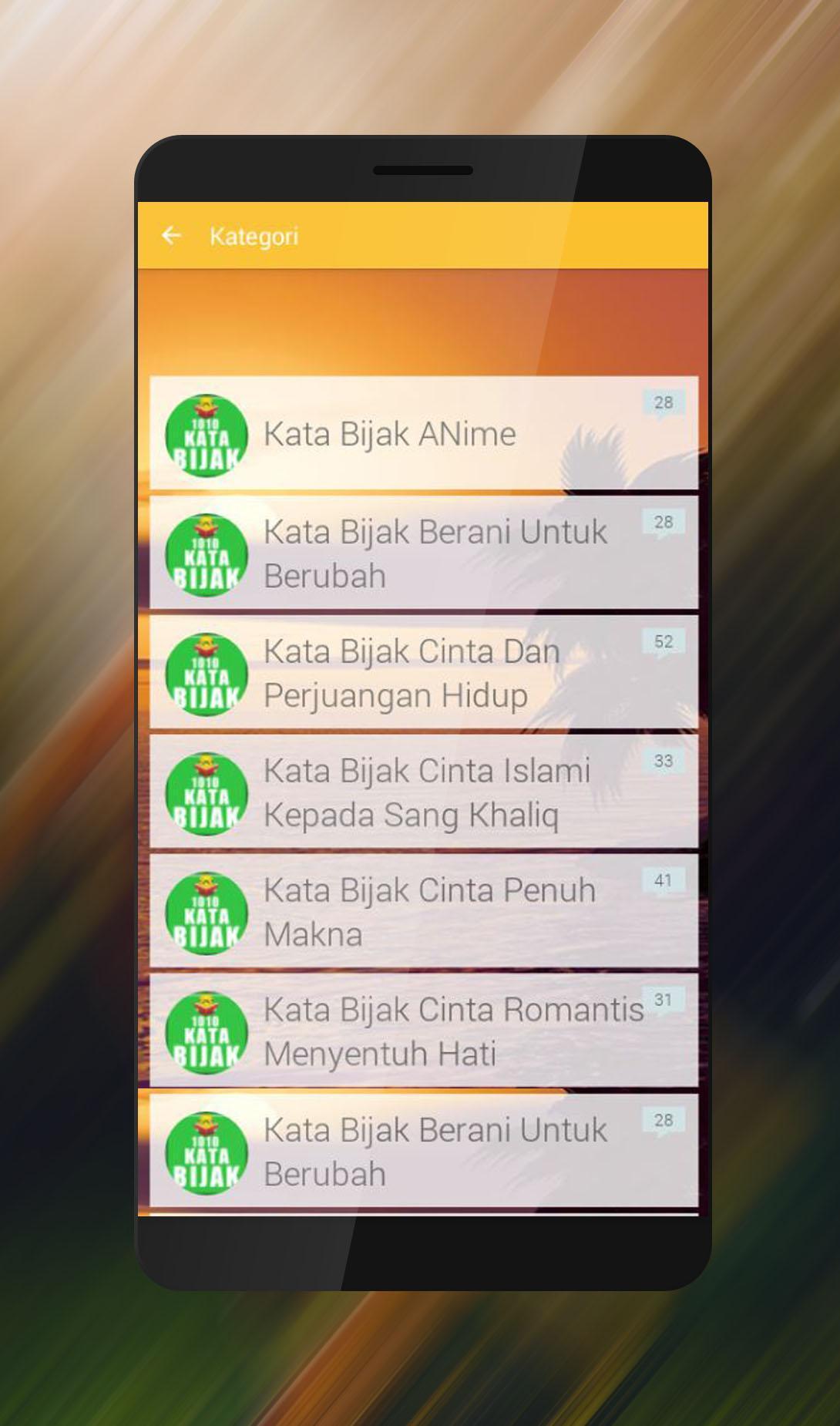 1010 Kata Bijak For Android Apk Download
