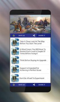 Tips Of Naval Storm TD screenshot 3