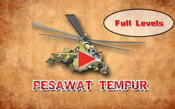 Pesawat Tempur screenshot 1