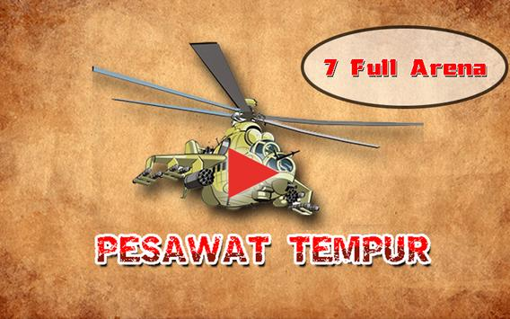 Pesawat Tempur screenshot 2