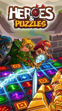 Heroes and Puzzles poster