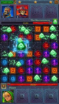 Heroes and Puzzles apk screenshot