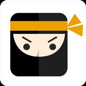Linha Ninja icon