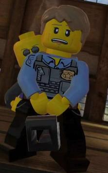 Tip LEGO City Undercover Guide poster