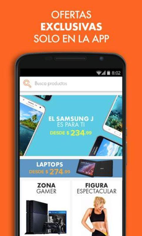 Linio ecuador compra online for android apk download for Compra online mobili