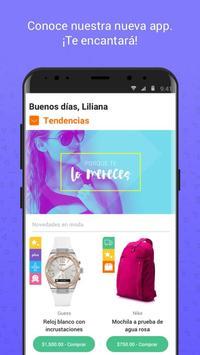 Linio - Comprar en línea poster