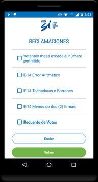 Vota Sí screenshot 4