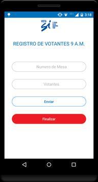 Vota Sí screenshot 5