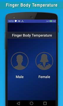 Finger Print Body Temprature Prank screenshot 1
